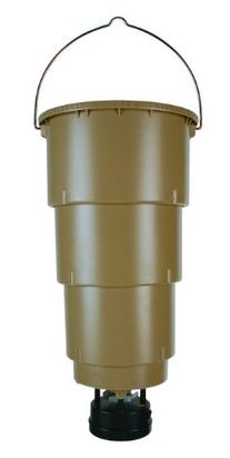 NEW!  MOULTRIE 5 Gallon All in One Hanging Deer Feeders w/