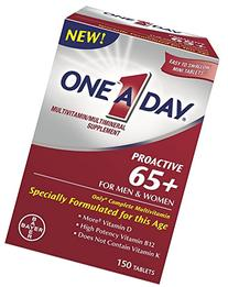 One A Day Proactive 65+ Multivitamins, 150 Count