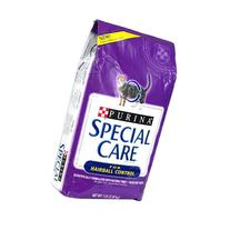 Purina ONE Hairball Formula Adult Premium Cat Food 7 lb. Bag