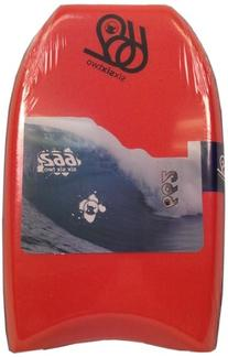 662 All in One Mini Kick Bodyboard, Red, 21-Inch