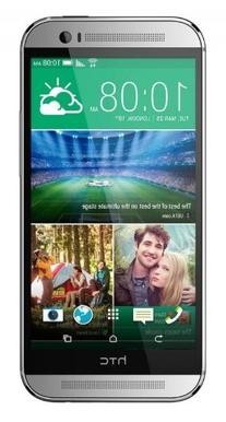 HTC One M8 16GB 4G LTE Unlocked GSM Android Cell Phone EMEA