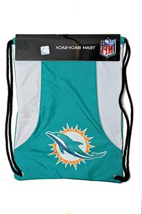 NFL Miami Dolphins Backsack, Teal