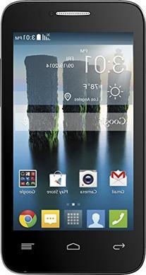 Alcatel One Touch Evolve 2 Black - No Contract
