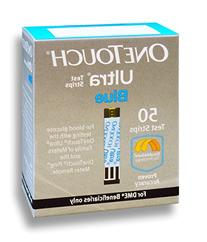 One Touch Ultra Blue 50 Ct.Test Strips