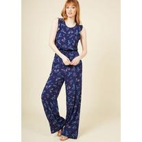 One Step to Winsome Jumpsuit