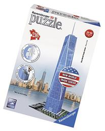 Ravensburger One World Trade Center 3D Puzzle