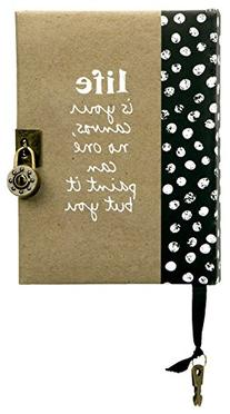 C.R. Gibson One-Year Diary, Diary Contains 192 Lined Pages,