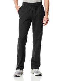 Champion Men's Open Bottom Light Weight Jersey Sweatpant,