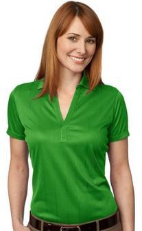 Port Authority Ladies Performance Fine Jacquard Sport Shirt