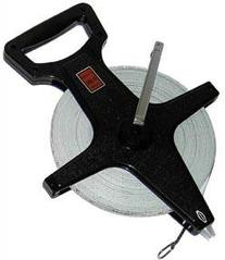 Champion Sports Open Reel Measuring Tapes, 400-Feet/121m