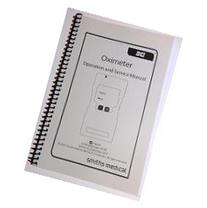 Operation/Service Manual for 3301 Pulse Oximeter