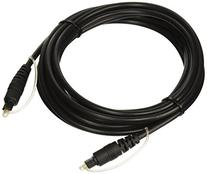Monoprice 12ft Optical Toslink 5.0mm OD Audio Cable