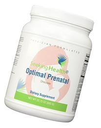 Optimal Prenatal Protein Powder | Chocolate | Comprehensive