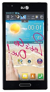 LG Optimus L9 4G Smart Phone  Black No Contract