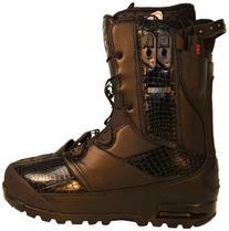 Celsius Men's Opus Snowboard Boot, Black, 10