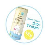 Lamoon Oraganic Baby Powder 100% Natural ,Talc Free,