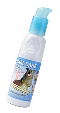 PetzLife Oral Care Dental Gel with Salmon Oil 4 oz