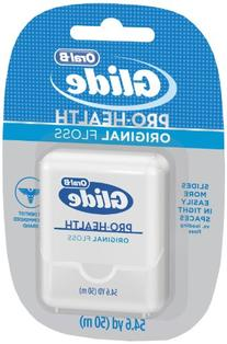 Oral-B Glide Pro-Health Dental Floss, Original Floss, 50
