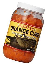 Fluker's Orange Cube Complete Cricket Diet, 12oz