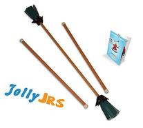 Orange Jolly Jrs Beginner Juggling Sticks