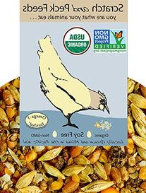 Organic, Naturally Free Layer Chicken Feed, 25lbs, Non-GMO