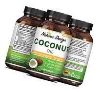 #1 Pure & Organic Coconut Oil - Cold Pressed - Highest Grade