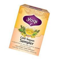 YOGI Organic Cold Sample Tea 16 BAG