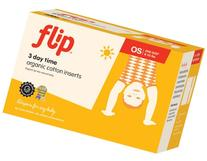Flip Organic Day Time Inserts - Made with 100% Organic