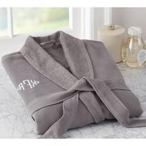 Pottery Barn Organic Cotton Spa Robe