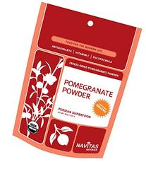 Navitas Naturals Organic Freeze Dried Pomegrante Powder -- 8