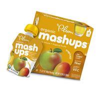 Plum Organics Kids Organic Mashups Squeezable Fruit Berry