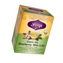 YOGI Organic Green Slim Life Weight Tea 16 BAG