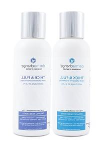 Organic Vegan Natural Hair Growth Shampoo and Conditioner