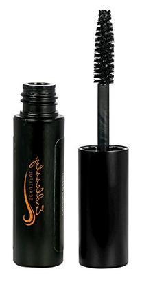 All Natural Organic Mascara | Black | Vegan & Cruelty Free