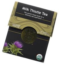 Organic Milk Thistle Tea - Kosher, Caffeine Free, GMO-Free