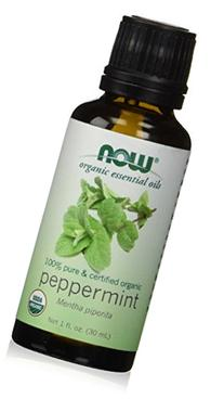 Now Foods Organic Peppermint Oil, 1 Ounce
