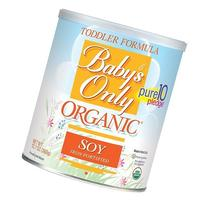 Organic Toddler Formula Powder, Soy 12.7 oz