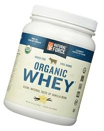 Natural Force® Organic Whey Protein Powder *RANKED #1 BEST