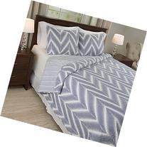 Lavish Home Oriana 3 Piece Quilt Set - Full/Queen