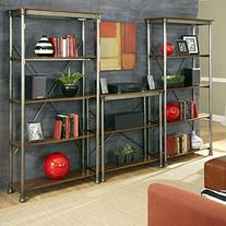 Home Styles The Orleans Multi-Function 3 Piece Storage Unit