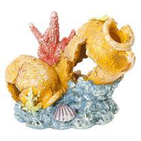 GloFish Ornament, Broken Vases