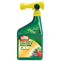 Ortho Flower, Fruit and Vegetable Insect Killer, 32-Ounce