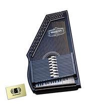Oscar Schmidt OS73B 1930's Reissue 15 Chord Autoharp Bundle