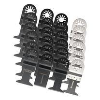 BABAN 24Pcs Oscillating Multi Tool Saw Blade Set For Fein