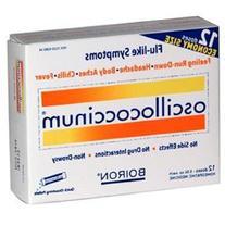 Boiron Oscillococcinum Homeopathic Medicine Quick Dissolving
