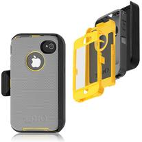 OtterBox iPhone 4 / 4S Defender Series Case & Holster -