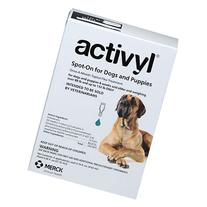 Activyl Over 88 Pounds and Up To 132 Pounds 6pk Dogs by Merk
