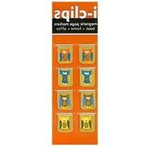 Owls I-clips Magnetic Page Markers