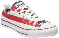 Converse Chuck Taylor® All Star Hi Flags,Red/White/Blue,US