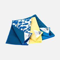 OXI CLEAN Microfiber Cleaning Cloths Towel Trio
